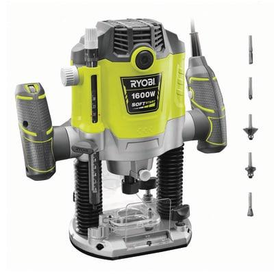 Fresatrice per altri materiali RYOBI RRT1600-K 1600 W 26000 giri/min
