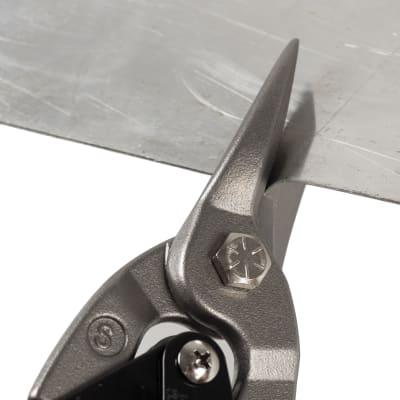 Cesoia per lamiera DEXTER taglio frontale 250 mm