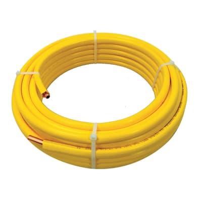 Tubo in rame rivestito Ø 14 mm L 2500 cm