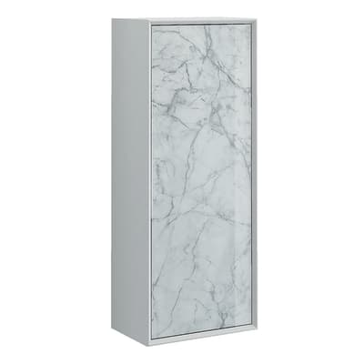 Colonna Bellagio 1 L 40 x P 25 x H 100 cm bianco
