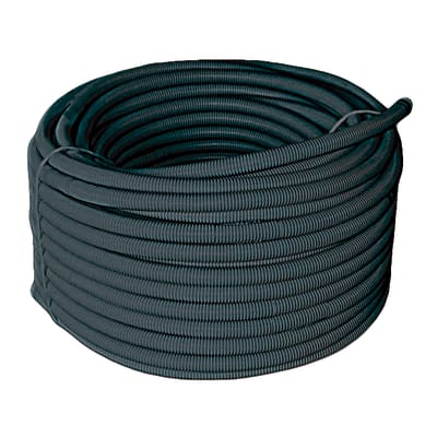 Tubo corrugato DX15025 Ø 25 mm L 50 m Nero
