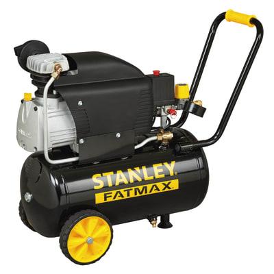 Compressore STANLEY 2.5 hp 8 bar 24 L