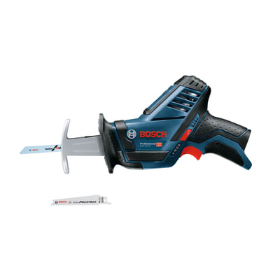 Sega a gattuccio a batteria litio (li-ion) BOSCH PROFESSIONAL GSA12V-14 , 12 V, senza batteria