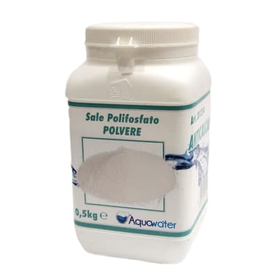Ricarica polifosfati AQUAWATER 0.5 kg