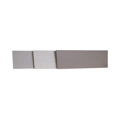 Alzatina laminato pietra lavica L 100 x Sp 10 cm