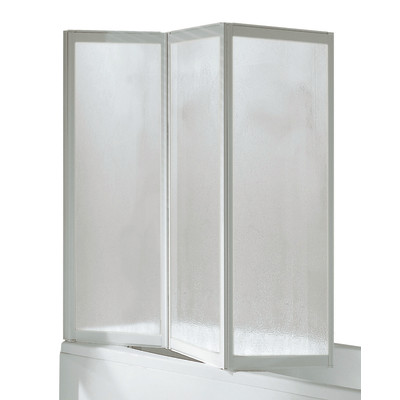 Parete In Vetro Per Vasca: Samo parete per vasca pieghevole a due ante ...