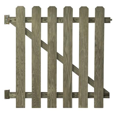 Cancelli in legno leroy merlin confortevole soggiorno for Tettoie in legno leroy merlin