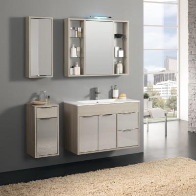 Mobili bagno leroy merlin offerte design casa creativa e mobili ispiratori - Specchiera bagno leroy merlin ...