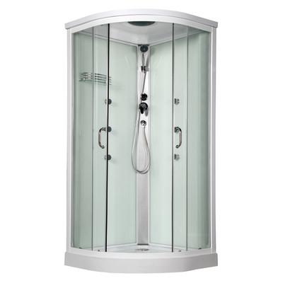 Box doccia 80 80 leroy merlin confortevole soggiorno - Box doccia tre lati leroy merlin ...